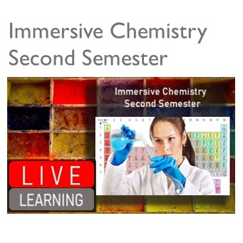 learn chemistry second semester online science classes