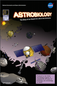 NASA atrobiology comic book graphic novel issue 3