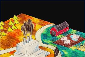 carbon cycle NASA coloring book