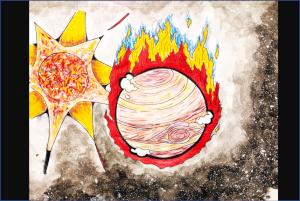 exoplanet NASA coloring book