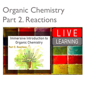 organic chemistry part 2 reactions online science classes