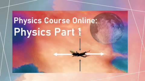 physicas online course-intro to physics logo